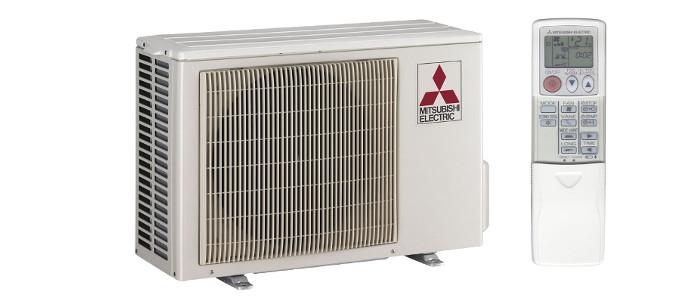 instalacion aire acondicionado mitsubishi