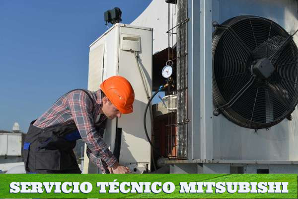 reparación condensador aire acondicionado mitsubishi donostia